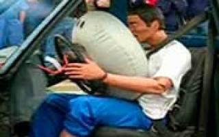Что такое airbag в автомобиле