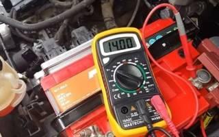Сколько вольт должен выдавать генератор на аккумулятор