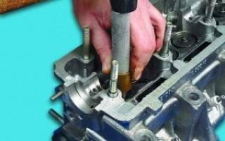 Как затягивать головку блока цилиндров