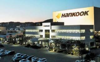 Hankook где производят