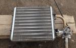 Как снять радиатор печки на ваз 2107