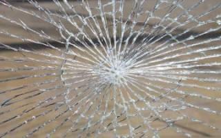 Как восстановить разбитое стекло