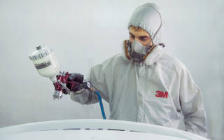 Сколько будет стоить покрасить машину
