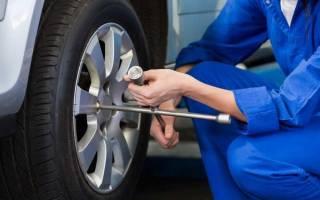 Как правильно затягивать колеса