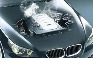 Что делать если перегрелся двигатель
