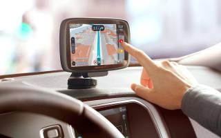 Как настроить навигатор в машине