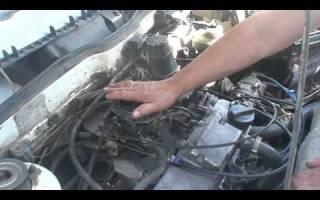 Почему на горячий двигатель плохо заводится