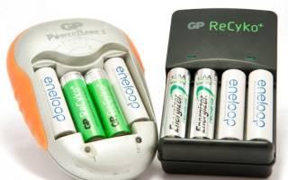 Сколько заряжается аккумуляторная батарейка