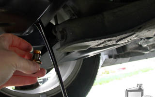 Почему масло в двигателе быстро чернеет