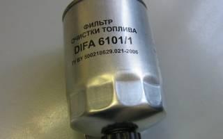 Как поставить топливный фильтр
