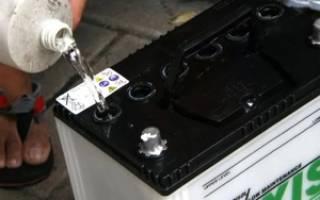 Как измерить плотность электролита в аккумуляторе