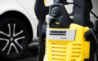Как выбрать керхер для мытья машины дома