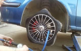 Зачем колеса накачивают азотом