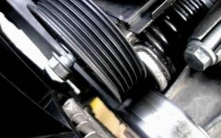 Как снять генератор на пассат б5