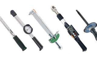 Динамометрический ключ как пользоваться