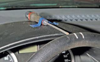 Как проверить рулевые наконечники на рено логан