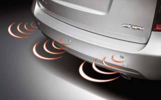 Что такое сонар на автомобиле