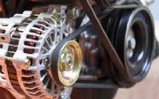 Как устранить свист ремня генератора