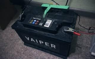 Почему аккумулятор не заряжается