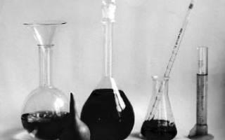Как определить октановое число бензина