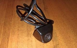 Как установить камеру заднего вида на гранту