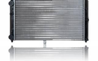 Как снять радиатор 2110