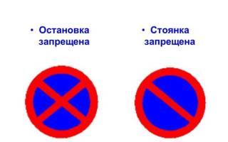 Знак остановка запрещена со стрелкой вниз что