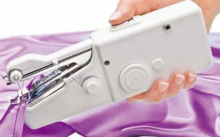 Ручная швейная машинка как пользоваться