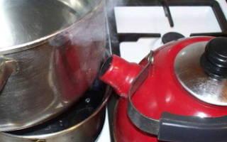 Как в домашних условиях получить дистиллированную воду