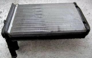 Как поменять радиатор печки пассат б3