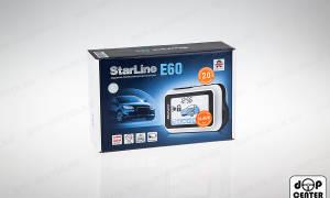 Starline e60 автозапуск как включить