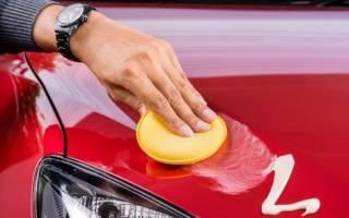 Как правильно наносить воск на автомобиль