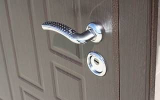 Что делать если дверь не открывается