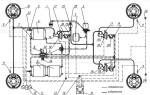 Как прокачать тормоза газ 3309