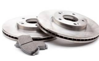 Как снять тормозной диск