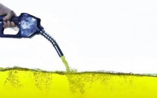 Сколько литров в килограмме дизельного топлива