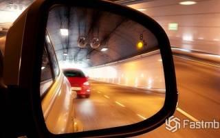 Как настроить зеркала в машине