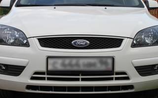 Как отрегулировать фары на форд фокус 3