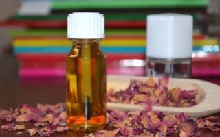 Как сделать масло для кутикулы