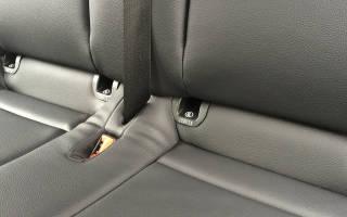 Isofix latch что это такое в автомобиле