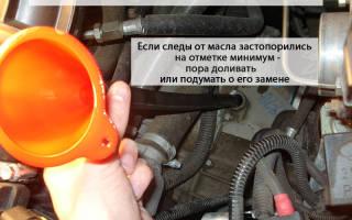 Сколько литров заливается в коробку передач