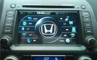 Как настроить часы хонда цивик