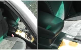Как снять заднее сиденье камри 40