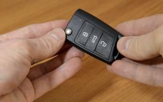 Как открыть шкоду фабию без ключа