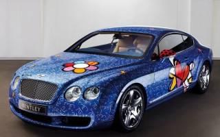 Что можно нарисовать на машине
