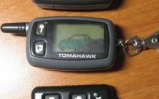 Как пользоваться сигнализацией томагавк с автозапуском