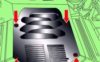 Как снять акпп ауди а6 с5
