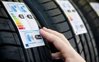 Что обозначает маркировка на шинах