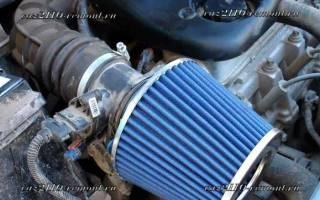 Как увеличить мощность двигателя ваз 2110