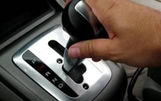Почему при трогании с места машина дергается